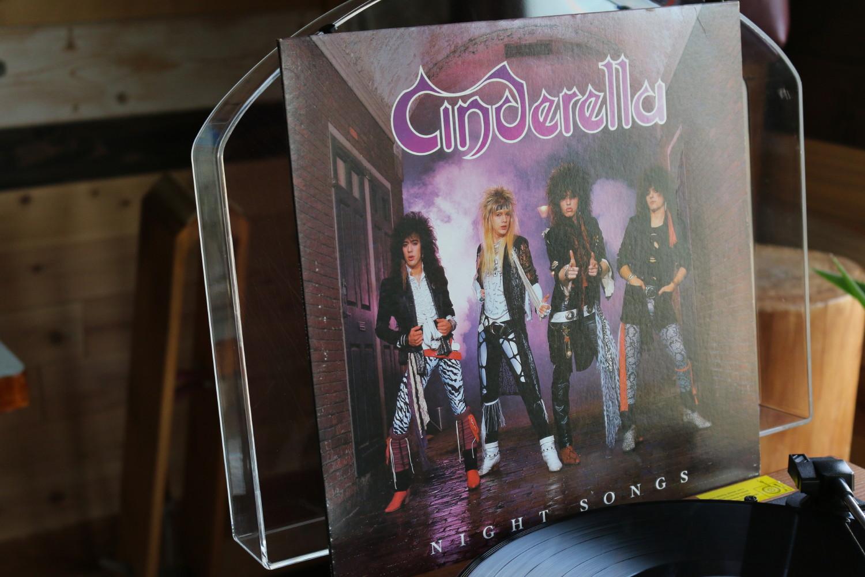 Cinderellaのレコード